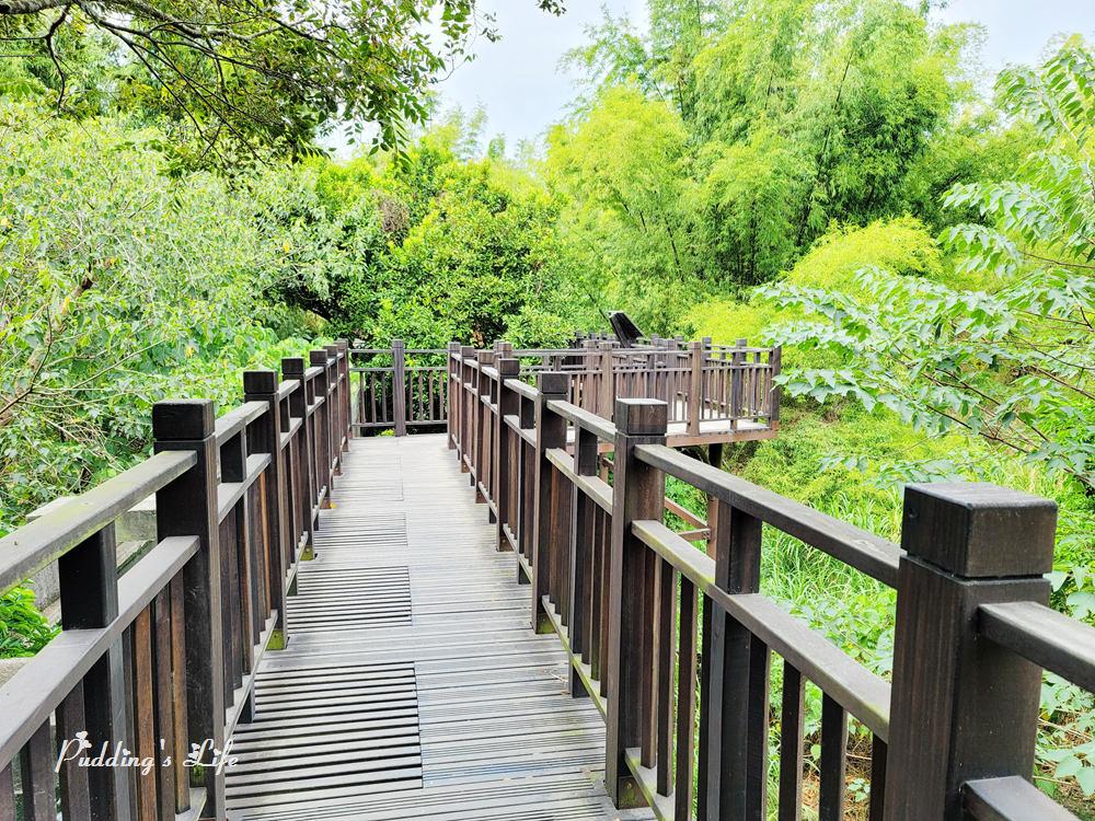 知高圳步道-空橋