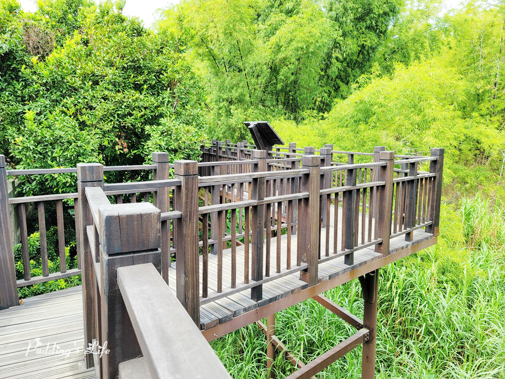 知高圳步道-空中步道