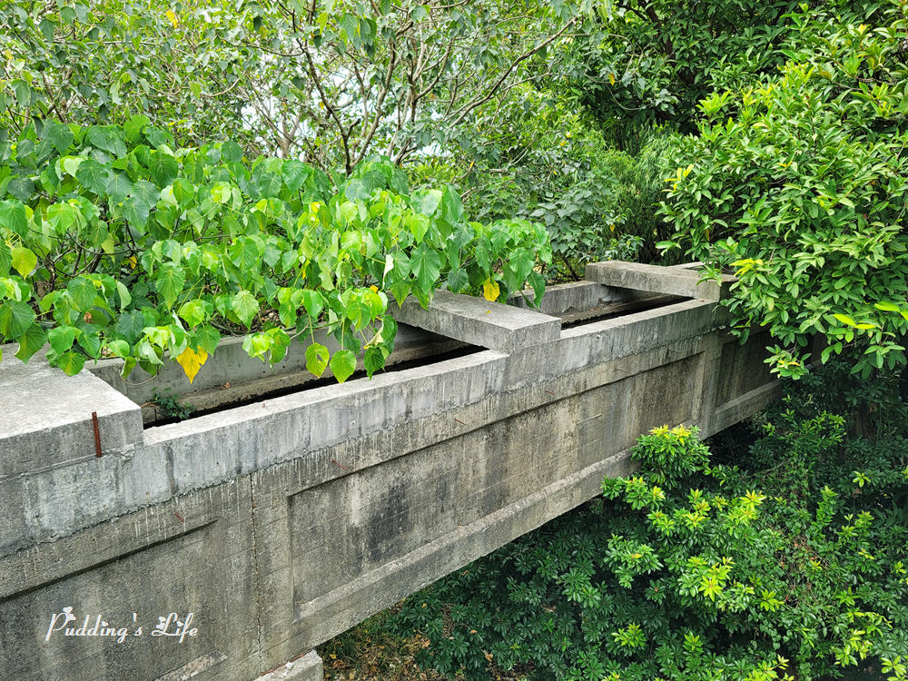 知高圳步道-引水橋