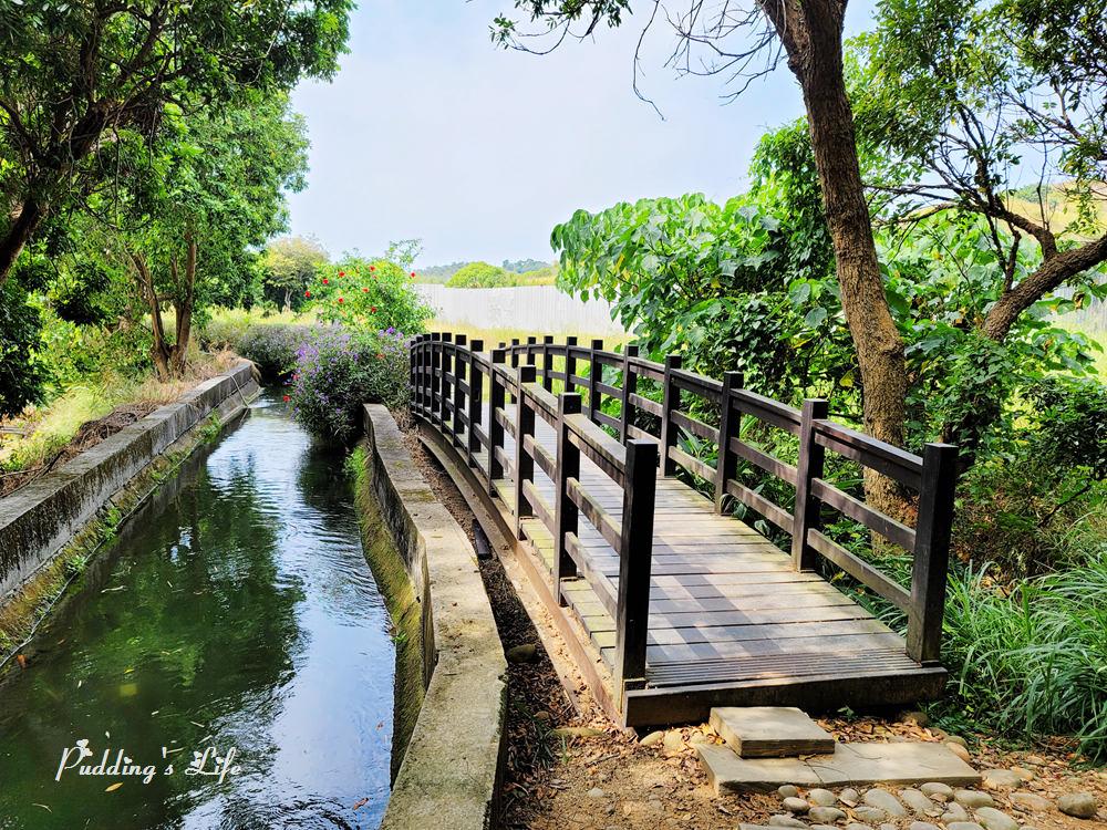 知高圳步道-木橋