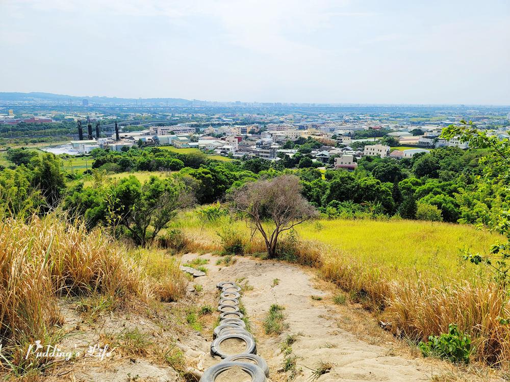 台中登山步道│知高圳步道》登高80公尺即可俯瞰台中無敵市景!