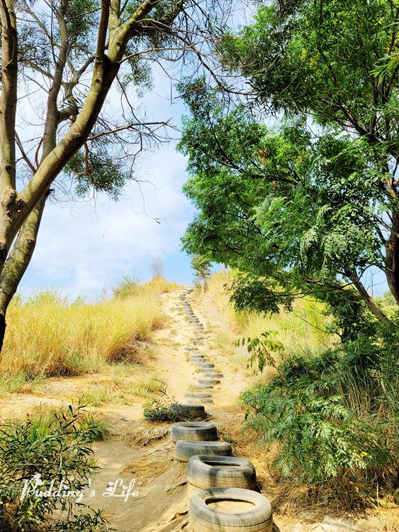 知高圳步道-好漢坡