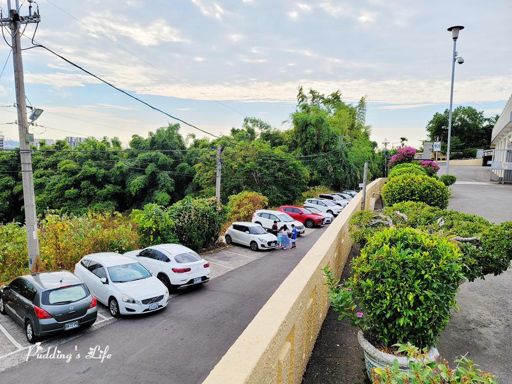 知高圳步道-停車場