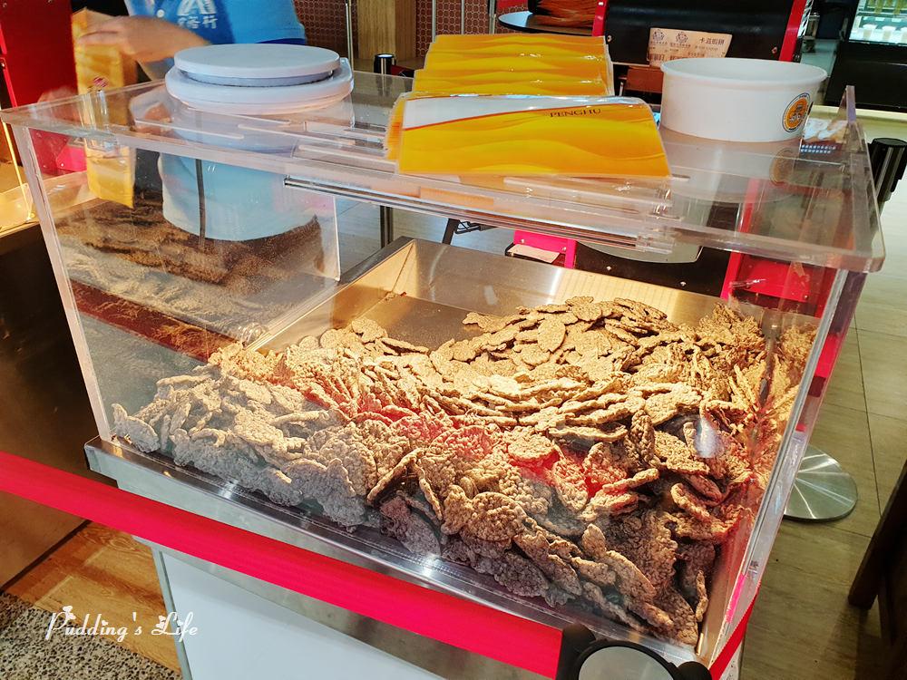 宏裕行花枝丸館-蝦餅