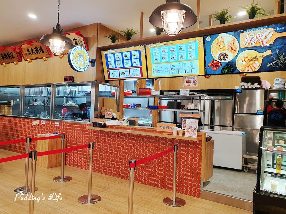 宏裕行花枝丸館-深海堡堡速食餐廳