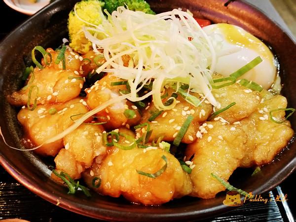 【食記-新北】板橋車站環球購物中心日式丼飯餐廳《杓文字》日式三角飯糰/便當/蓋飯專門店