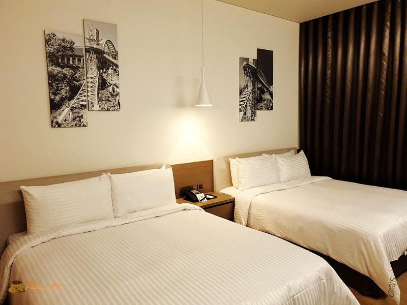 榮美金鬱金香酒店004