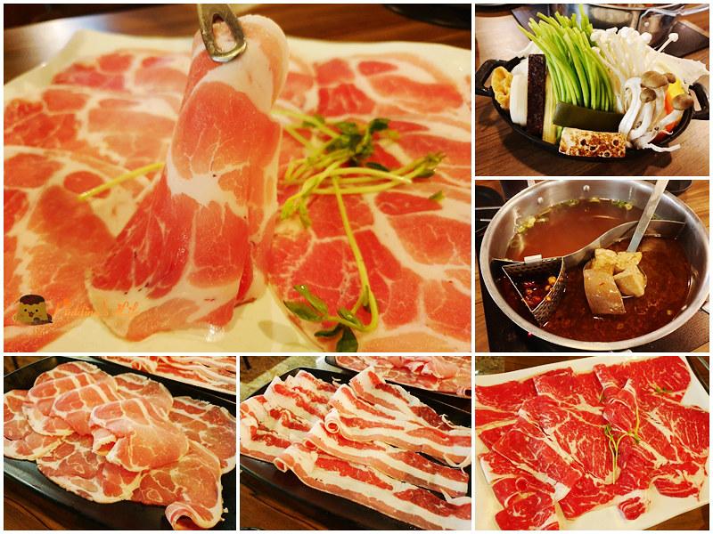 【新竹火鍋】光明一路肉食系餐廳《肉多多火鍋-竹北店》打卡免費送肉盤
