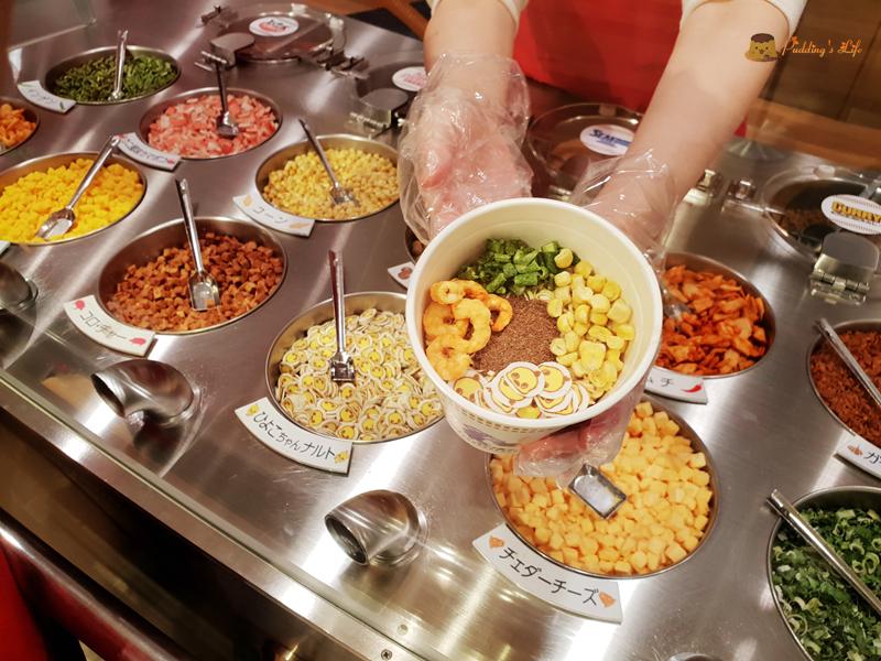 【東京自由行】橫濱一日遊《日清杯麵博物館》製作獨一無二專屬泡麵Day5