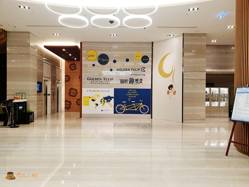 榮美金鬱金香酒店031