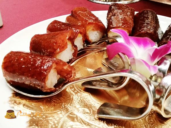 【食記-宜蘭】宜蘭市蘭城晶英酒店《紅樓中餐廳烤鴨》櫻桃霸王鴨五吃