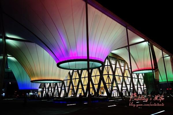 【遊記-高雄】雄好蛇-鳳山新亮點璀璨熱氣球夜空《大東文化藝術中心》高捷大東站
