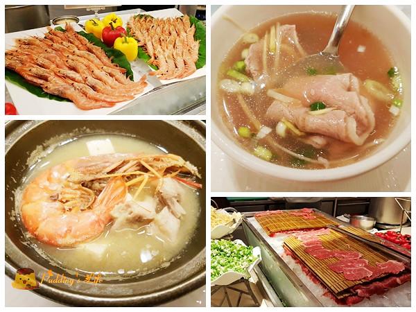 【桃園吃到飽】南霸天自助百匯《漢來海港餐廳》台茂購物中心buffet