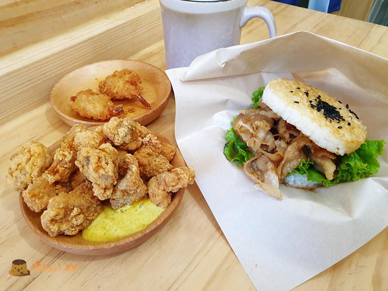 新竹早午餐│暮牧朝食 Mu Mu》竹科新莊街早午餐.日式漢堡手作輕食