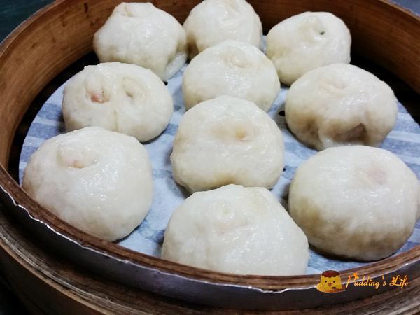 【食記-宜蘭】宜蘭市真材實料平價美食小吃《真實小籠包》堅果饅頭/蒸蛤蜊