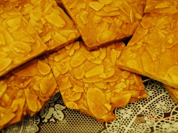 【食譜 做法】好吃又容易做的點心《杏仁瓦片》薄片餅乾