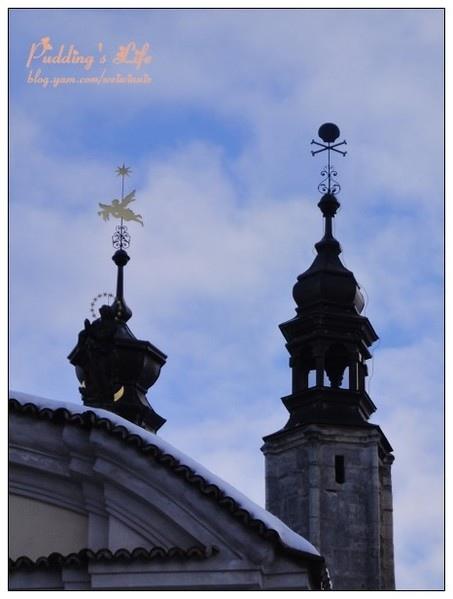 【捷克-遊】浪漫雪國捷奧十日《布拉格郊區塔拉小鎮》Day8再見波西米亞