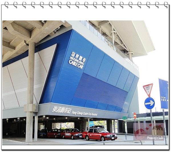 【香港-遊】狂吃狂買狂暴走HK戰鬥營《昂坪市集》昂坪水晶纜車體驗(Ngong Ping360)