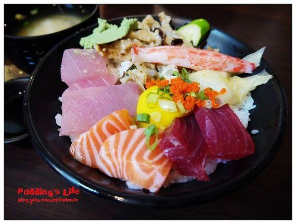 【食記-新北】樹林日式平價料理《真香味》蓋飯‧定食‧生魚片‧握壽司‧烤物