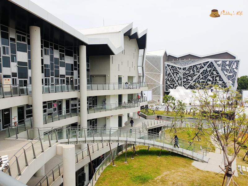 【台南安南區】超夯打卡親子景點《台江文化中心》圖書館x劇場x社區大學