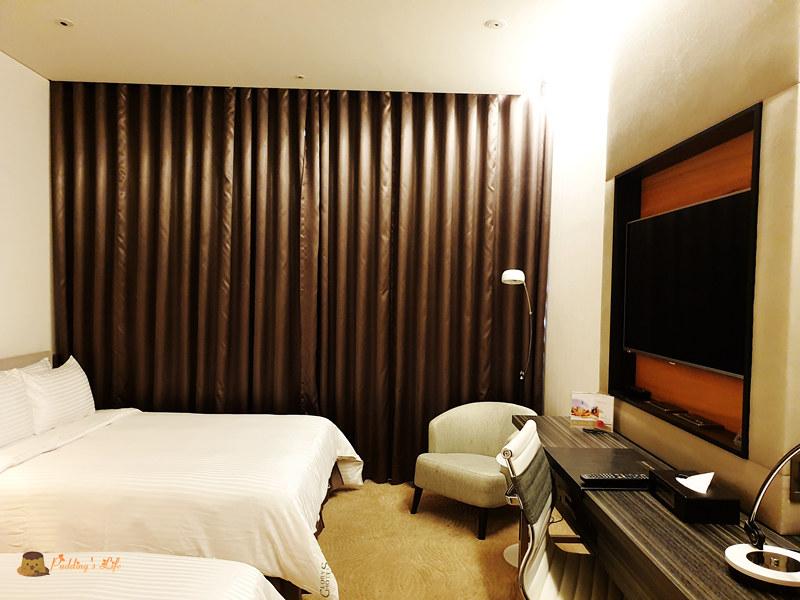 榮美金鬱金香酒店006