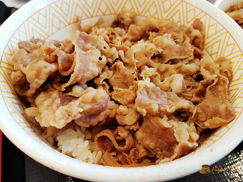【基隆東岸商場】日本國民品牌平價牛丼餐廳《すき家 Sukiya》基隆港前店