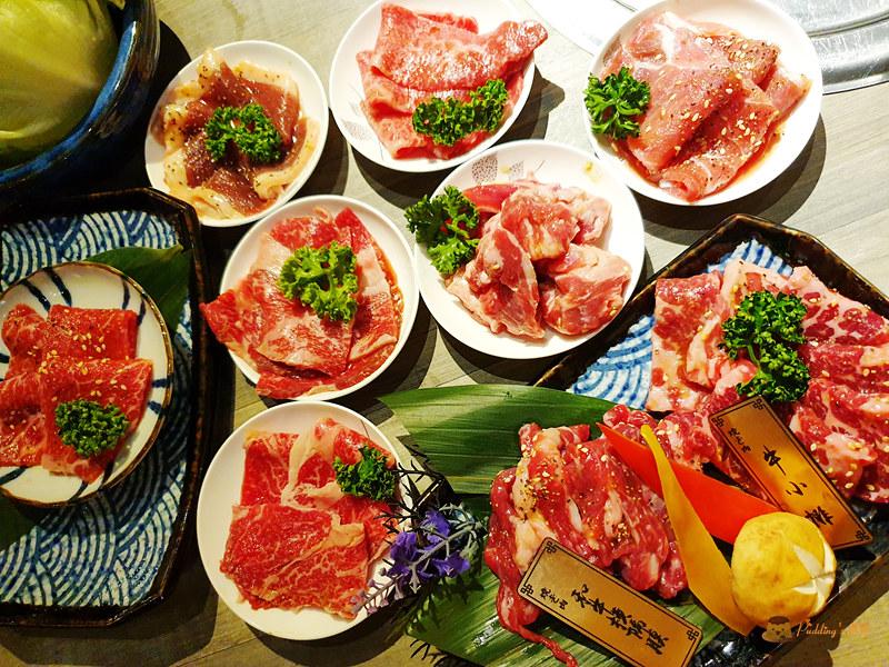 新竹燒烤餐廳》響燒肉-冷藏牛肉燒烤專門店│摩天輪上的和牛燒肉
