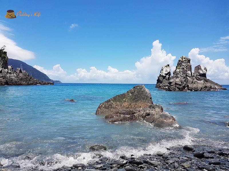 【宜蘭旅遊】蘇澳-被開通的天涯海角秘境《粉鳥林漁港》愛情鎖海灘