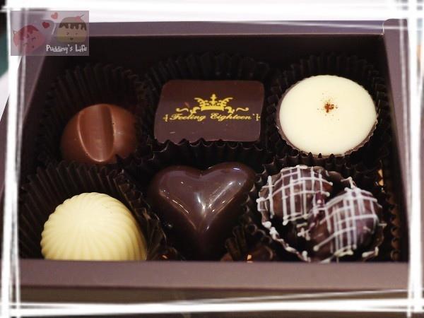 【遊記-南投】埔里恆溫的幸福《18度C巧克力工房》木輪十八