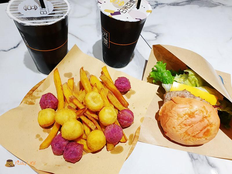 新竹早午餐│NIKKO Soymilk 日光豆漿竹北店》豆漿做的漢堡.吐司和豆漿包子饅頭