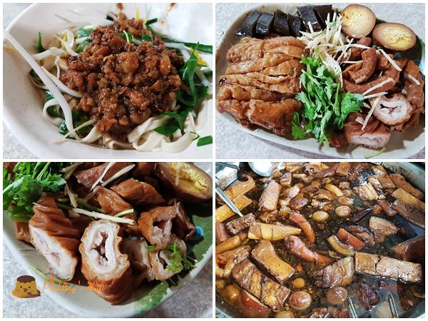 【宜蘭美食】礁溪-大盆子滷味海底撈《三民大飯店》鐵皮屋小吃滷菜黑白切