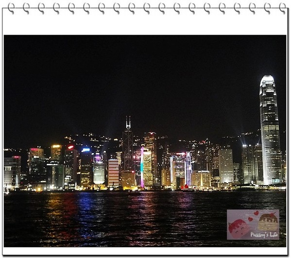 【香港-遊】狂吃狂買狂暴走HK戰鬥營《幻彩詠香江》移動雪糕車