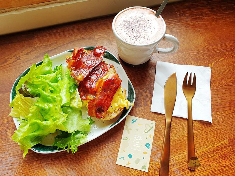新竹美食│微生 Float Dept.》靜巷老宅咖啡廳.巨城附近早午餐.飯糰下午茶