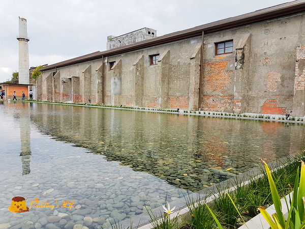 【宜蘭旅遊】五結-廢墟風老廠房外拍景點《中興文化創意園區》室內展演雨天備案