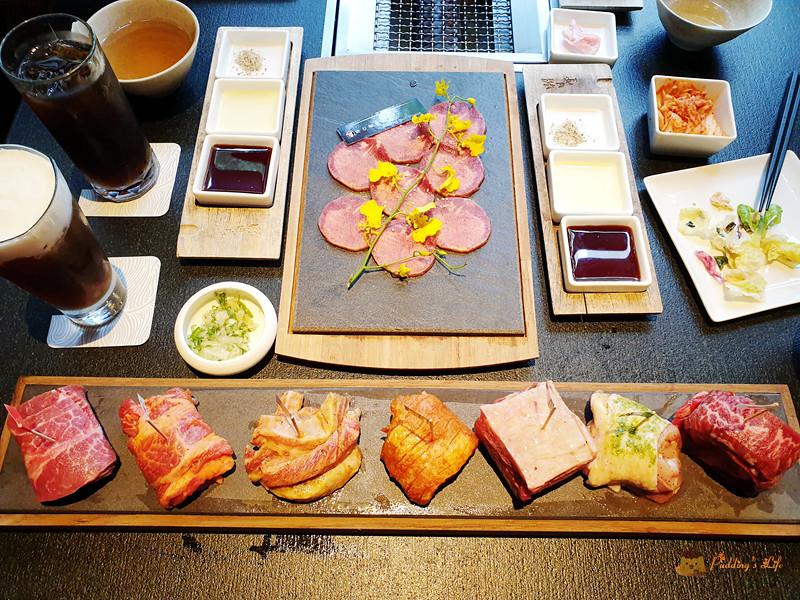 【台中燒烤】一次吃七國燒肉《昭日堂燒肉》日式奢華聚餐空間