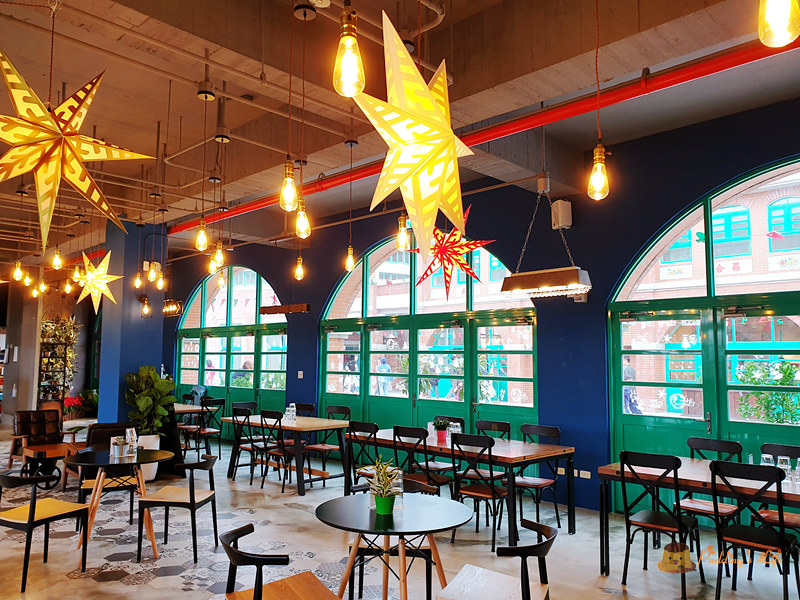 【新竹早午茶】湖口好客文創園區餐廳《HA咖啡》時代風味文藝氣息咖啡店